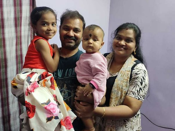 Help Pradeep, A Father Of Two, To Save His Leg