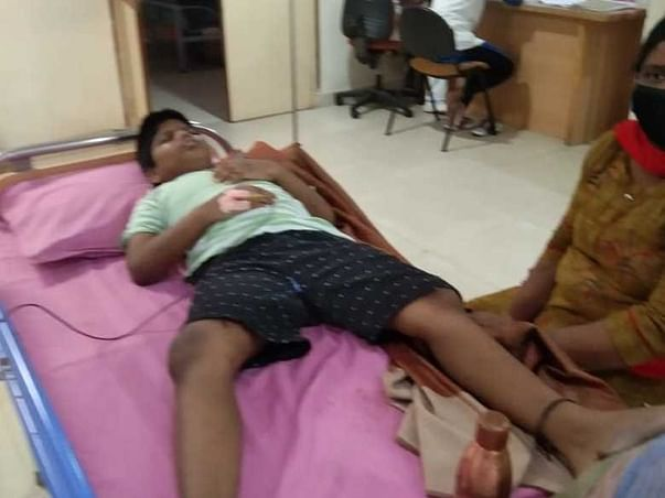 My Son Abhiram Needs Your Support In Fighting APLASTIC ANEMIA