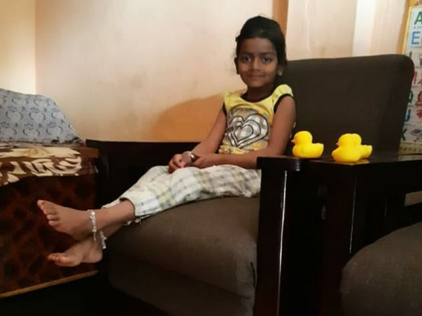 Bhavika, An 8-yrs-old Needs Your Urgent Support In Fighting DM TYPE-I