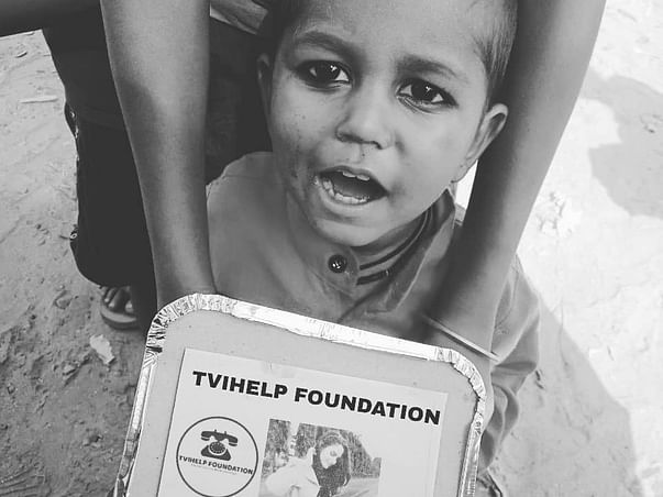 Help Us  To Raise A Fund For The Needy People for Food and Education