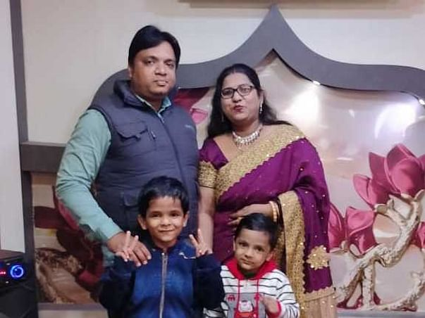 Help Vikas's family who lost him due to COVID 19