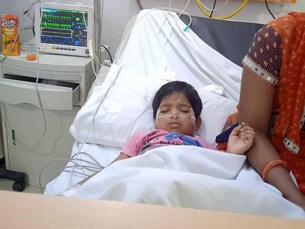 Support Arpita Yadav Recover From Pneumonia