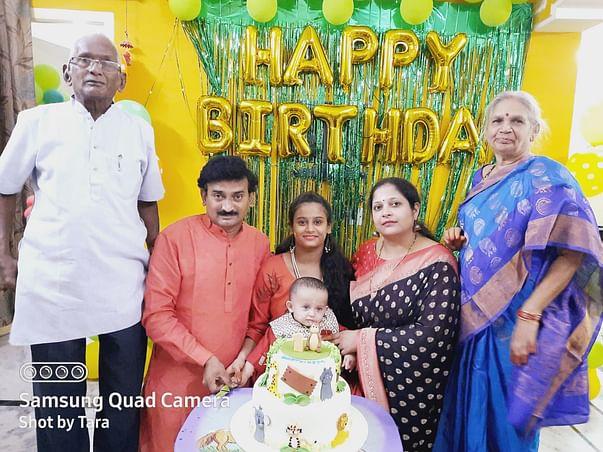 Help Surya's Family.