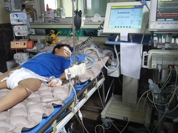 Help Rishabh Recover From Multiple Organ Disfunction.