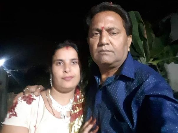 Help Pooja In Family Survival After Husband's Demise Due To Covid