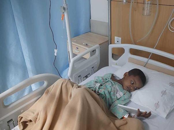 Annandita Struggling With Blood Cancer (Myeloid Leukemia), Help Her