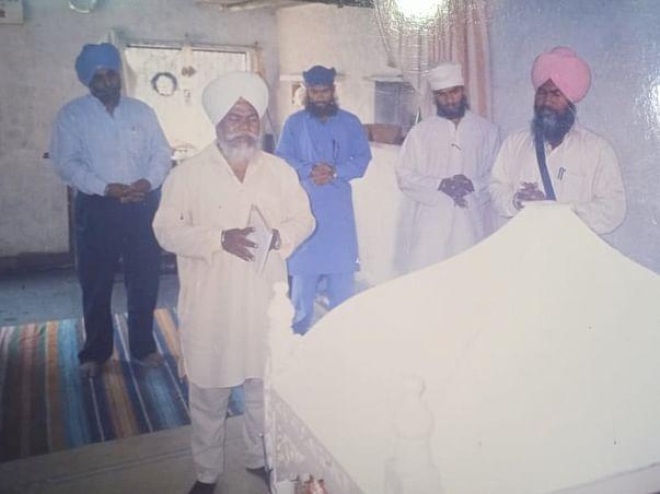 Help Sardar Tejpal Singh Ragi for his Treatment