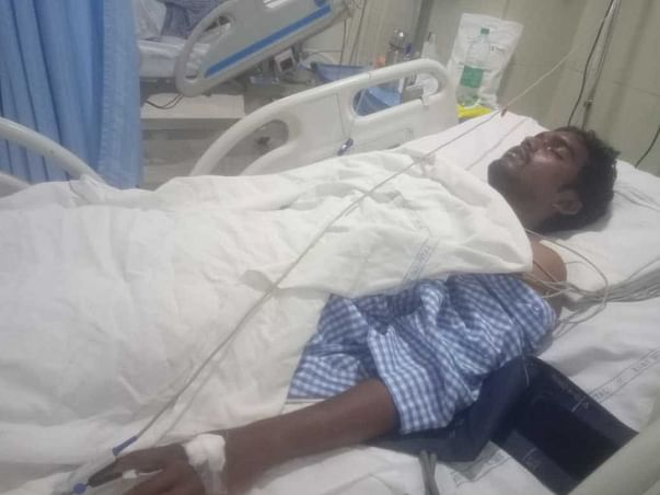 Help My Brother For His Speedy Recovery.
