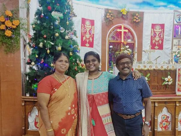 Support Ratchanya's Education At Christ University