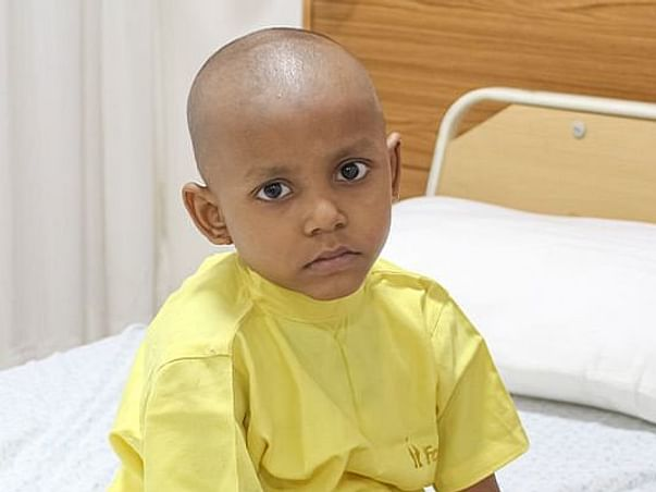 My 4 Year Old Son Needs Your Help In Fighting A Rare Type Of Cancer