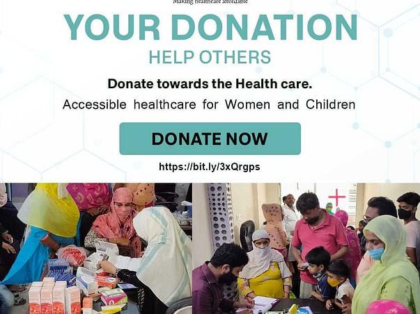 Help Us Build A Pediatric & Covid-19 Care Hospital