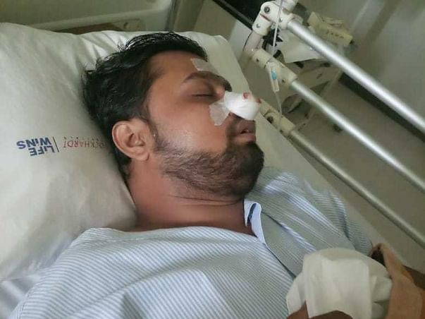 Support Imad Recover From Black Fungus