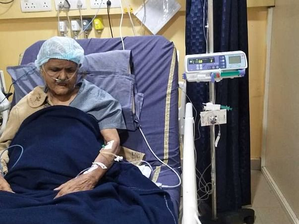 Help My Grandma Fight Severe Heart Stroke Paymentoption In Updates