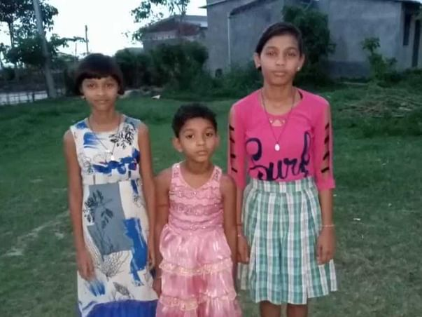 Help Jhumma Collect Funds To Afford Education For Her 3 Daughters.