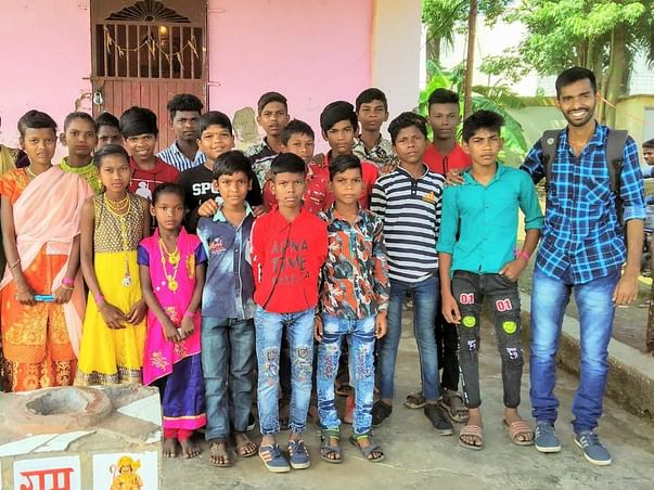 Education for underprivileged kids.