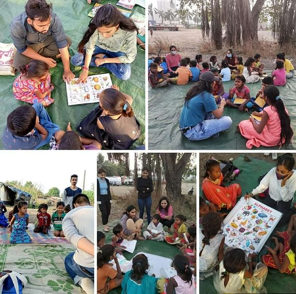 Uttam Pathshala, develops kids on various cognitive development, early language, early numeracy, social and emotional development, extra curricular activities. This helps kids  to develop and help themselves in day to day life.