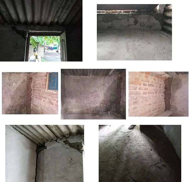 This is the current image of our upcoming school, which is not in a good condition and needs a repair work. The walls needs to be plastered, painting and other amenities needs to be done so that we can start with our curriculum for underprivileged kids .