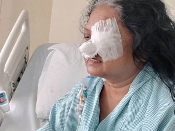 Help Mom Fight Mucormycosis
