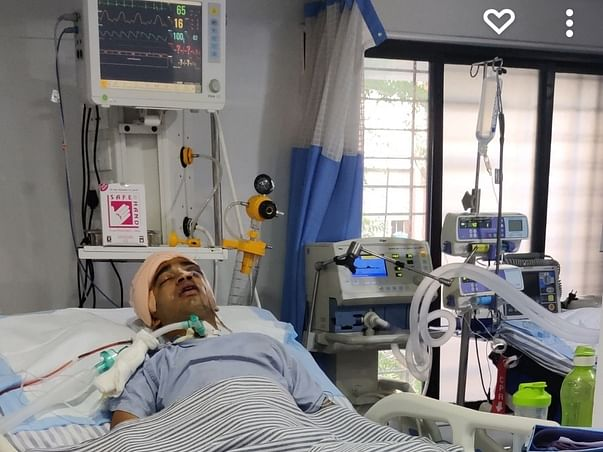 Mohit Bhagat Need Your Help For Fight Brain Injury