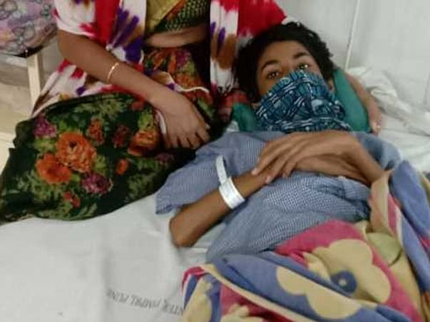 Help 16 Years Old Samadhan Recover From Spinal Injury