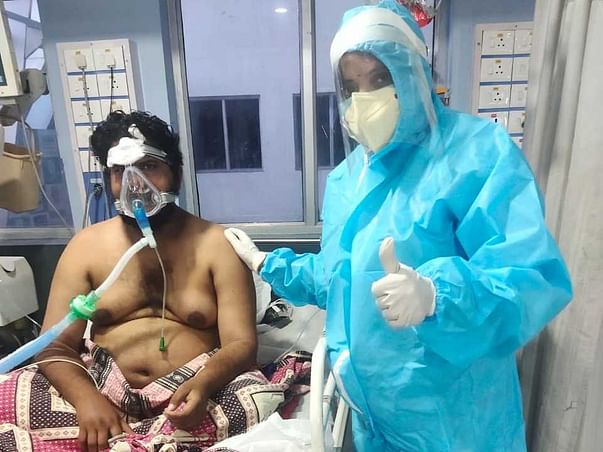 Help My Cousin Brother Recover From Lung Infection Due To Covid-19