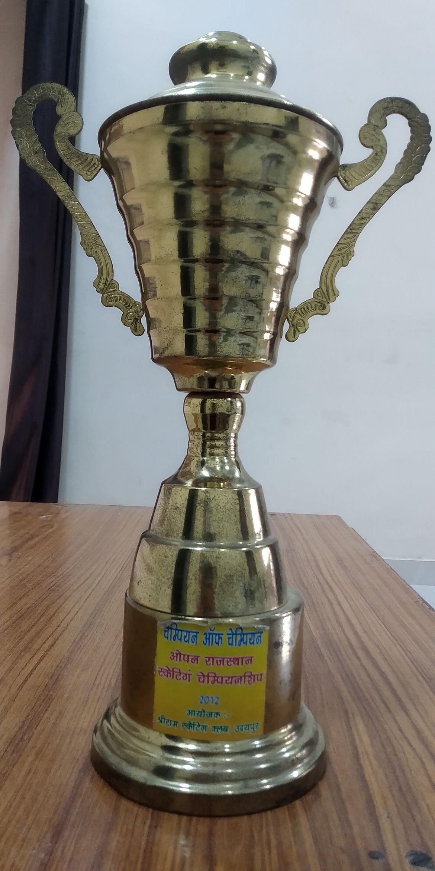 Champion of Champions trophy