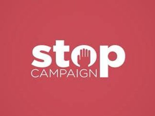 Stop Campaign Dont donate