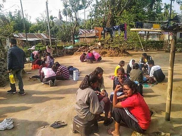 Support Adivasi Children In Accessing Online Classes