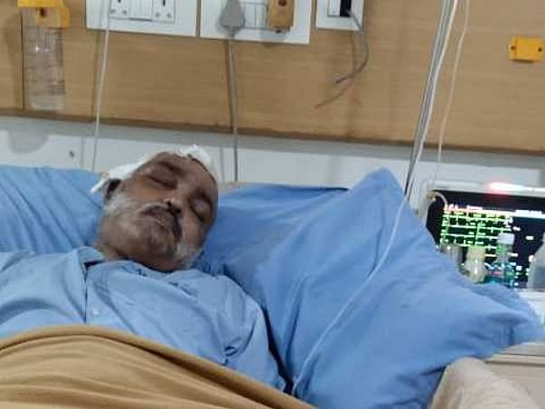 Support Ranjit Singh Chhabra To Recover From Conversion Cranioplasty