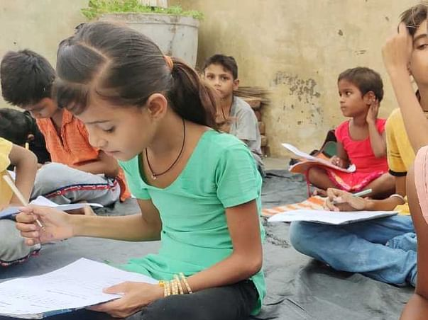 Mission One Lakh Dreams : Initiative for Underprivileged Children
