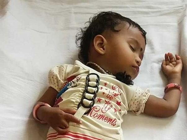 Support Diya Shri To Recover From Congenital Hand And Foot Deformity