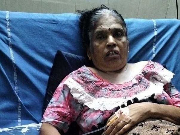 Help Kasi Lakshmi for Leg Operation due to cancer