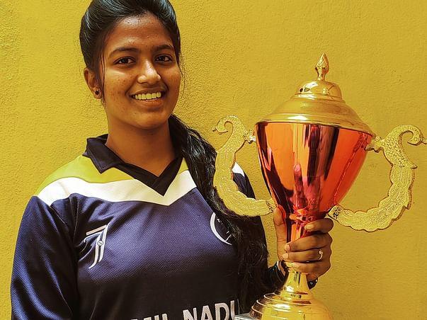 Help Sandhiya To Take A Step Forward For The Nation🇮🇳