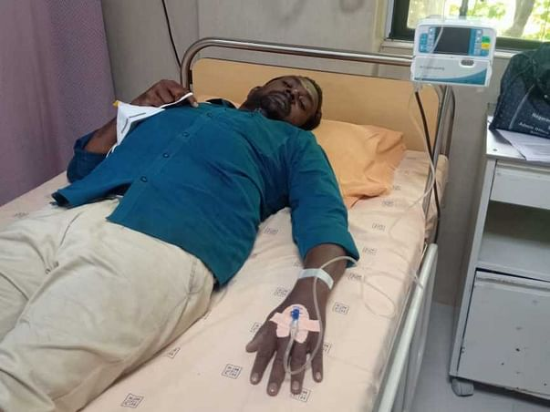 Support Thangaraj Recover From Lung Cancer