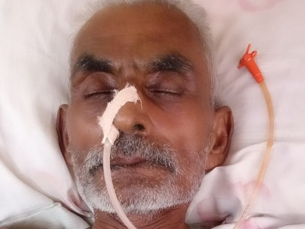 Help My Grandfather To fight with severe brain stroke