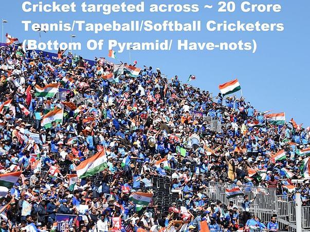 Cricket is Our Religion. Cricket's NextGen Revolution