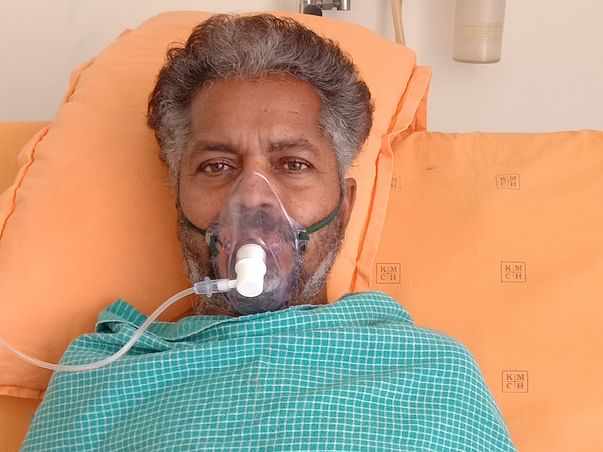 Help My Father To Recover Post Covid 19,Pneumonia