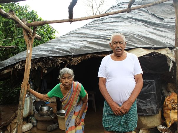 Help These Old Poor People
