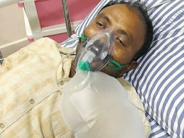 Support My Father Suri Babu To Recover From Multiple Myeloma Cancer