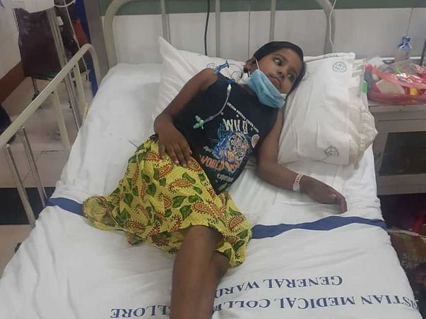 Support Baby Guriya Kumari To Recover From Blood Cancer