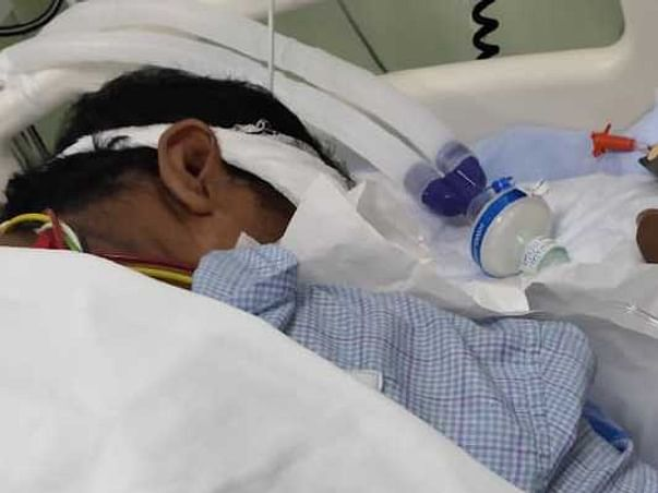 Help My Brother Recover From Severe Lung Infection And Pneumonia Due To Covid