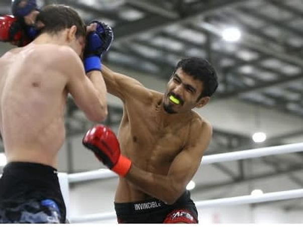 Help Sumit represent India at the 2021 Asian MMA Championship