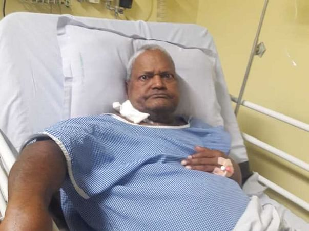 Support My Guru Sarat Chandra Mohanty To Recover From Kidney Failure