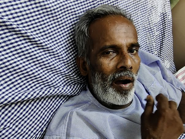 Support Marappa To Recover From Brain Stroke.