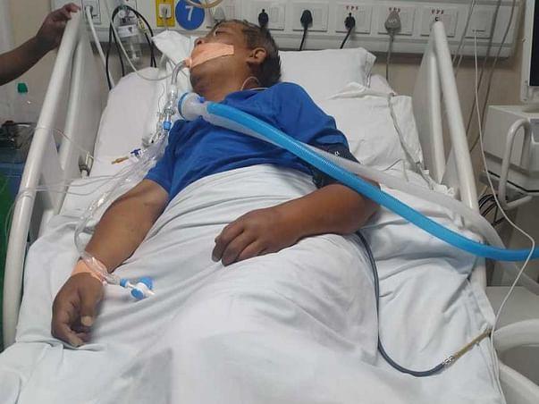Support  Eric Jonathan D. Marak Recover From Covid Pneumonia
