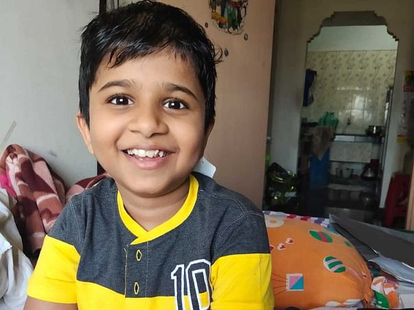 Support Sanjay Recover From Osteogenesis Imperfecta