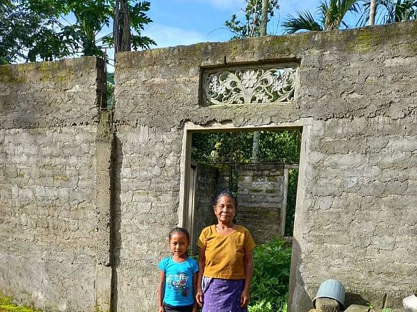 Help Peronni T Sangma To Complete Her House