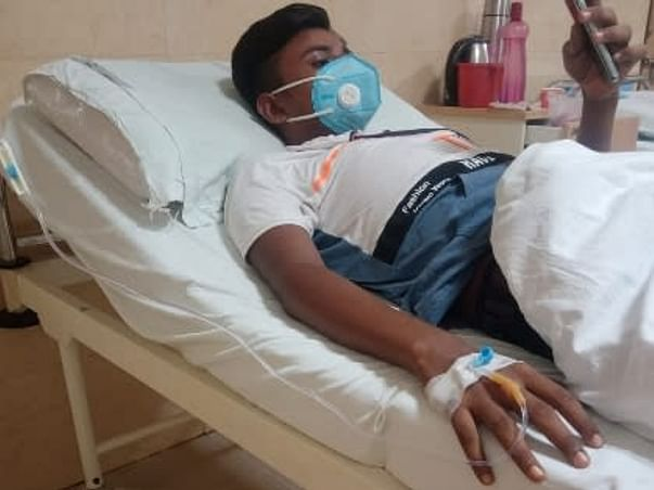 14 YEARS Aditya (Appu) needs your SUPPORT to Recover From LEUKEMIA