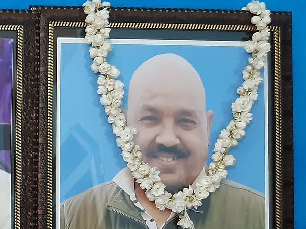 Help Sanjay Pandey's family.