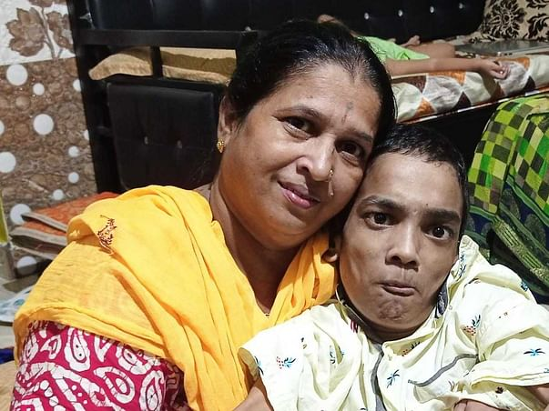 Help Us Survive, My Disabled Son And Me